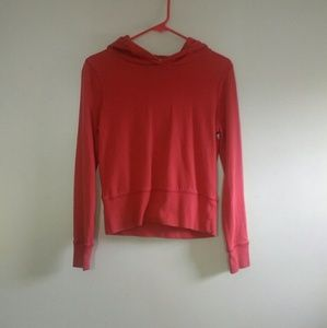 Gap red hoodie size small